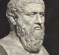 Plato taught at the Academy in Athens. He was born about 427 BC and died about 347 BC.