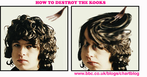 How To Destroy The Kooks