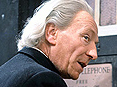 William Hartnell as Doctor Who.