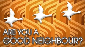 "Take the ""Love Thy Neighbour?"" Quiz"