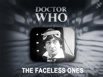 Bbc Doctor Who Classic Series Photonovels The Faceless Ones