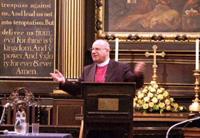 Right Reverend Riah in St Michael-le-Belfrey