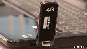 4G mobile internet dongle for laptop