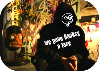BBC - Radio 1 Movies Blog: Banksy World Exclusive Picture from ...