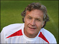 AFC Bournemouth manager Kevin Bond
