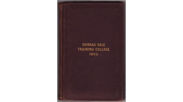 Dundas Vale Teacher Training College