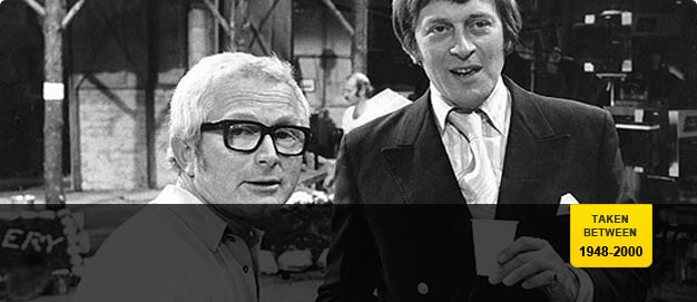 Producer David Croft.