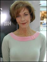Bbc wiltshire films interview with linda thorson linda thorson thecheapjerseys Images