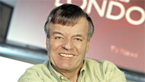 Veteran British DJ Tony Blackburn