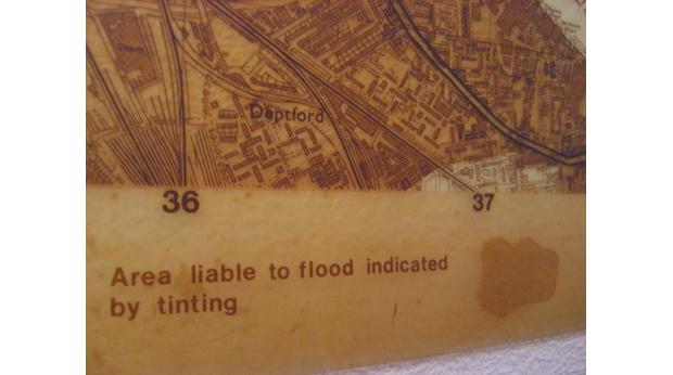 Flood Defence of London pre. 1984