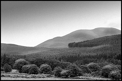 Slieve Commedagh & Shan Slieve, Mourne Mountains, Co. Down