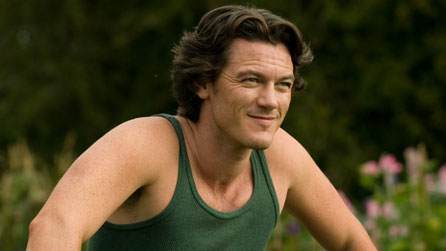 Photograph of Luke Evans in film Tamara Drew © Momentum Pictures