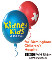 BBC WM Kidney Kids Appeal