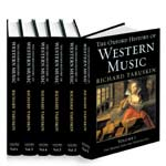 The Oxford History of Western Music¶