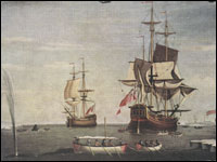 Hull whaling vessels