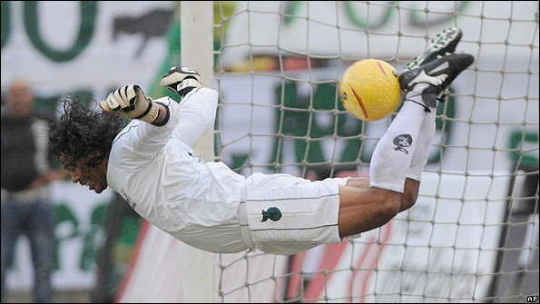 314faf4dfa0 BBC - Tim Vickery  The legacy of Rene Higuita
