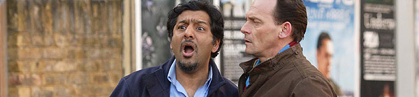 Masood and Billy