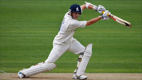 Warwickshire all-rounder Chris Woakes