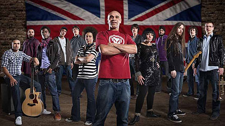 Goldie's Band: By Royal Appointment