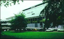 Pic of Pebble Mill. Goobye Pebble Mill, I'll miss you. From Ciaran Ryan.