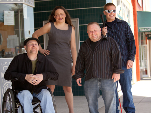 Comedians with Disabilities Act