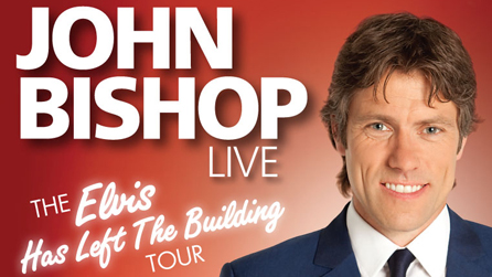 john bishop supersonic tour