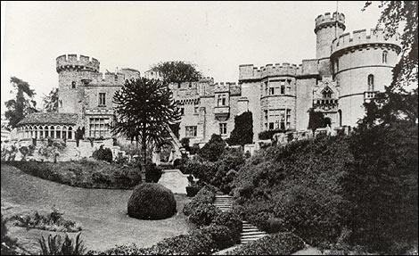 Devizes Castle. Photo courtesy of Wiltshire Heritage Museum, 41 Long Street, Devizes, Wiltshire, SN10 1NS, UK