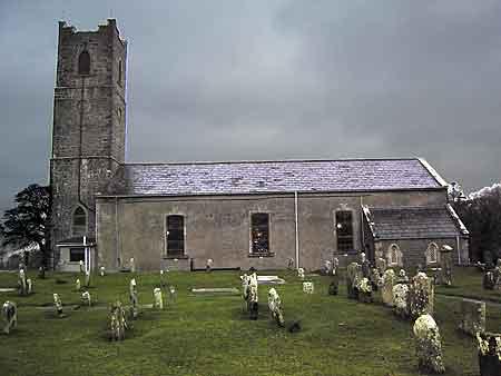 St. Mary's Church at Ardess