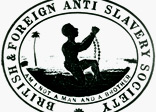 The 'Am I not a Man and a Brother' logo used by the British and Foreign Anti-Slavery Society