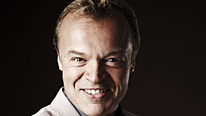 Graham Norton commentates on the Eurovision Song Contest 2011