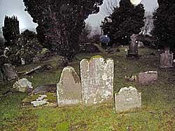 Churchyard at Ardess