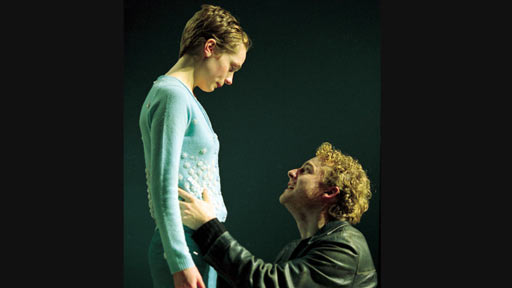 relationship between prince hamlet and ophelia