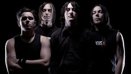 BBC Wales Music Bullet For My Valentine Bullet For
