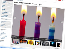 Your photos of light