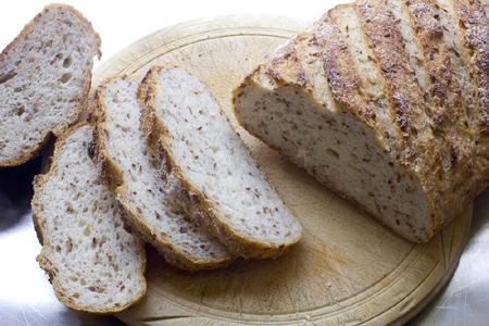 Gluten Free Olive Bread