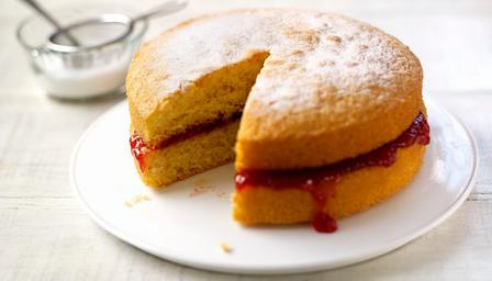 Victoria Sponge Cake Mix Recipe