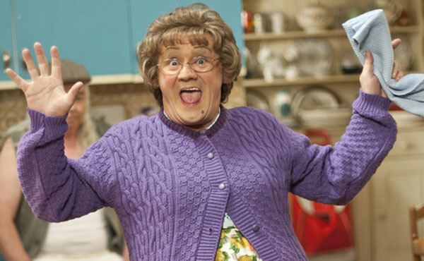 Meet Mrs Brown