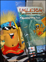 Fistral Freddie and the UNLEASHED Membership pack for the BSA