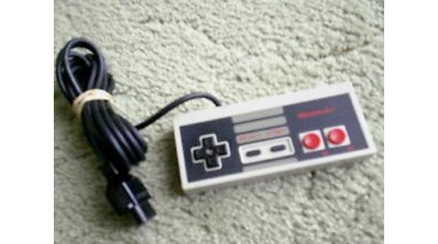 Nintendo Entertainment System Game Pad