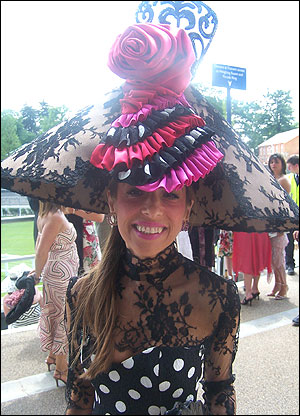 **** Ladies Day at Ascot - Thursday 22 June 2006