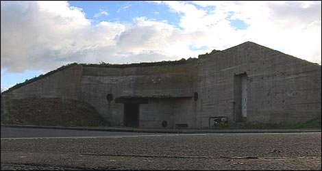 St Peter's Arsenal battery