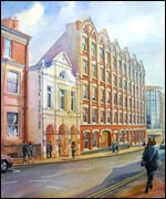 Royal & Derngate from Guildhall Road