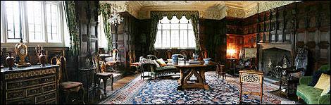 BBC - Lancashire - History - Local landmarks: Gawthorpe Hall