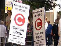 how to pay congestion charge