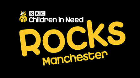 Children in Need Rocks Manchester