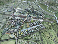 Proposed Stratford City Development