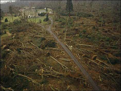The Great Storm of 1987: what happened 26 years ago