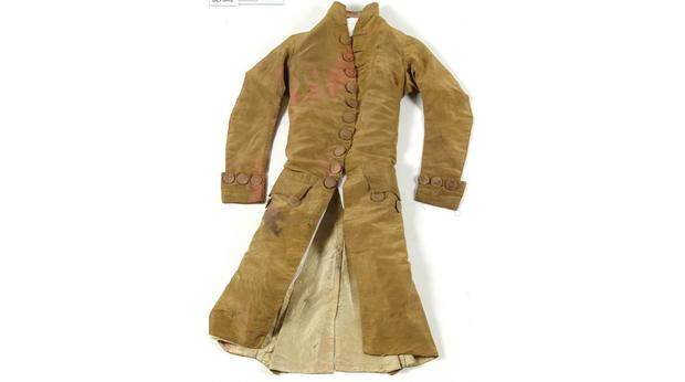 Edward Austen (Knight) Silk Suit