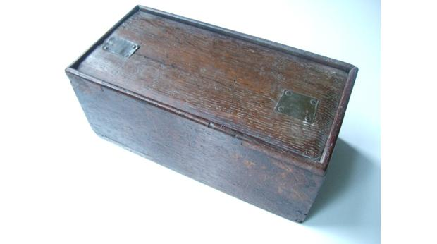 Uncle Tom's box - a handmade wooden box