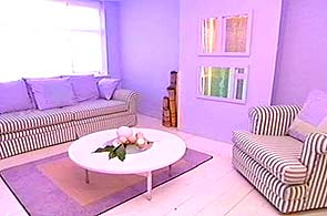 Bbc Homes Design Inspiration Contemporary Zen Living Room
